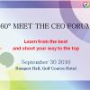 360° MEET THE CEO FORUM,30 September 2010