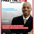 Meet the CEO poster